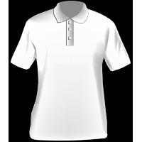 Рубашка - поло с коротким рукавом