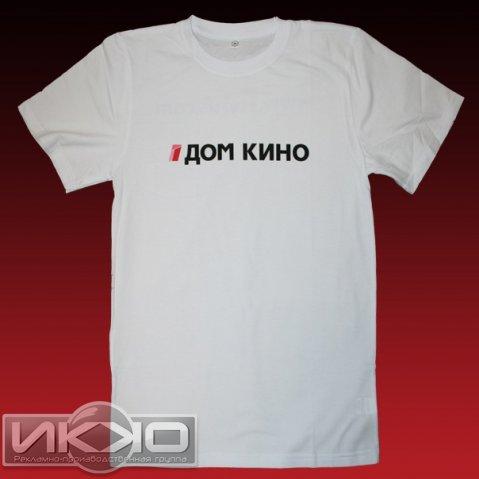 пошив футболок шелкография