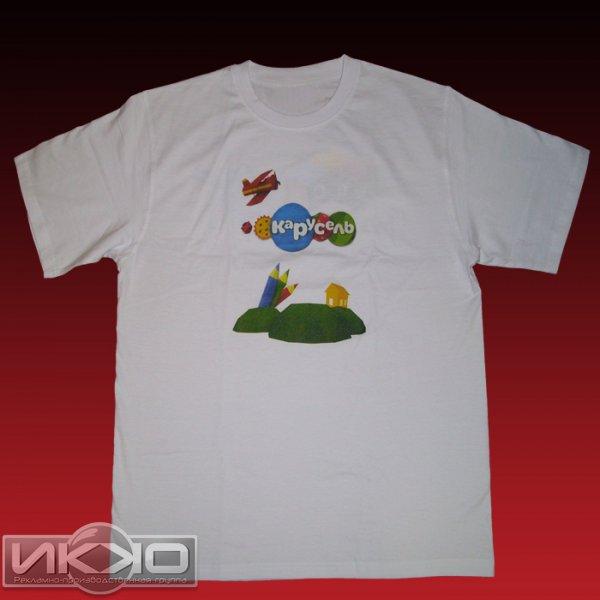 футболка печать картинка